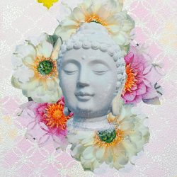 Buddha in Bloom No. 1