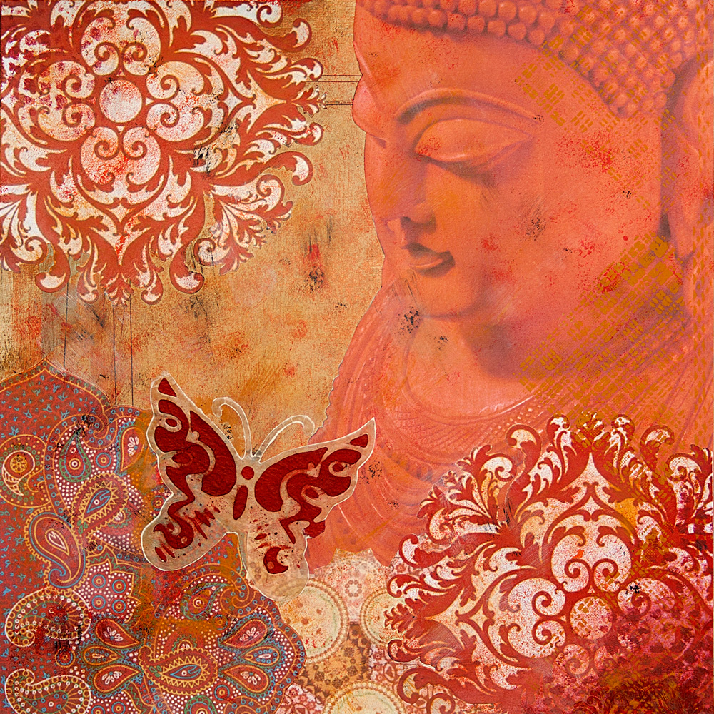 The Butterfly & The Buddha