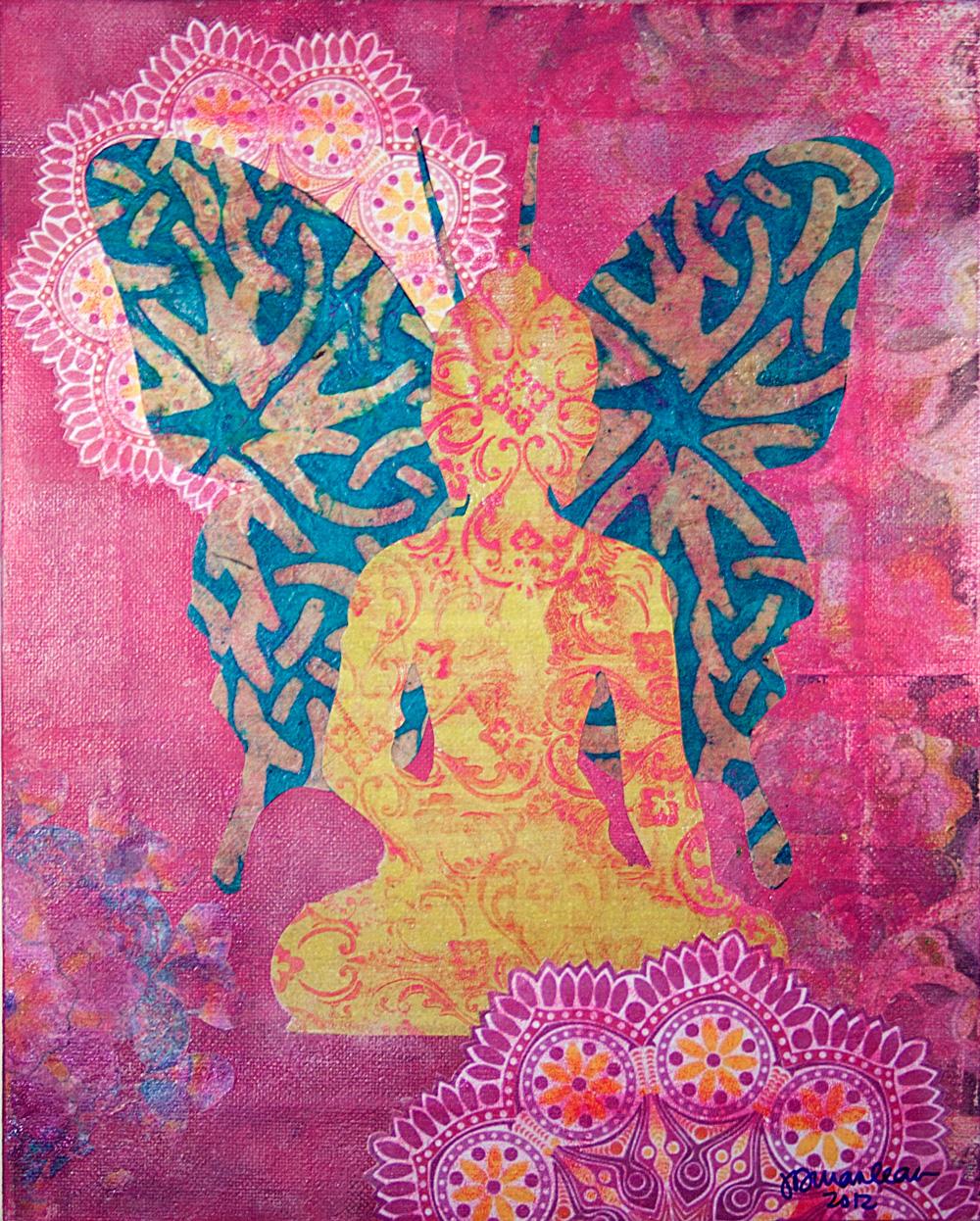 Transforming Buddha