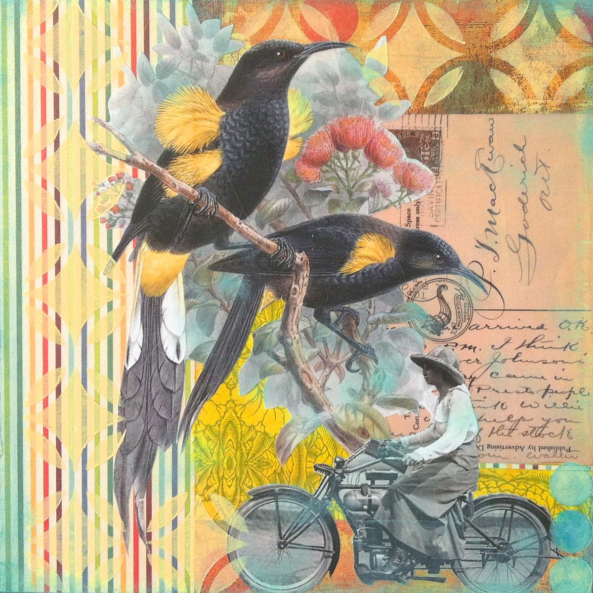 Two Birds & A Girl