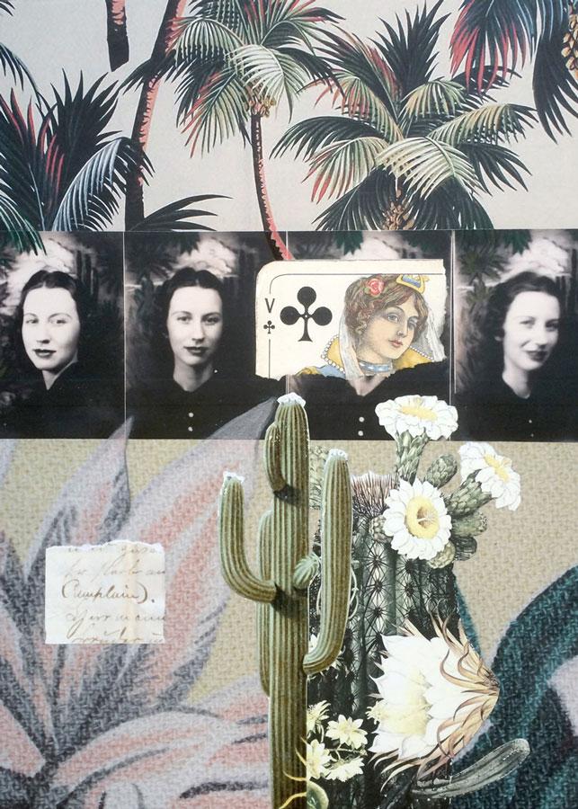 Desert Queen Print